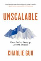 Unscalable