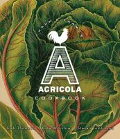 Agricola Cookbook