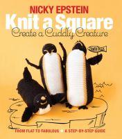 Knit A Square, Create A Cuddly Creature