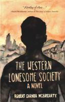 The Western Lonesome Society