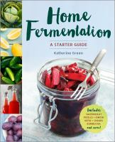 Home Fermentation
