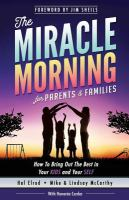 The Miracle Morning for Parents & Families