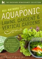 All-natural Aquaponic Lawns, Gardens & Vertical Gardens
