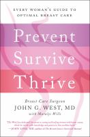 Prevent, Survive, Thrive