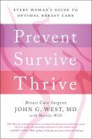 Prevent, Survive, Thrive
