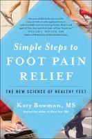 Simple Steps to Foot Pain Relief