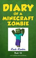 Diary of a Minecraft Zombie. Book 13.