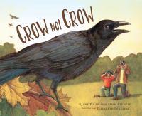 Crow Not Crow