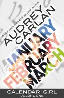 Calendar Girl Anthology 1