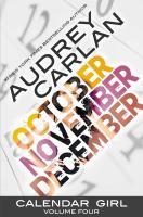 October, November, December