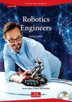 ROBOTICS ENGINEERS [BOOK + COMPACT DISC]