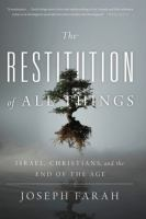 The Restitution of All Things