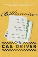 Memoirs of A Billionaire Cab Driver
