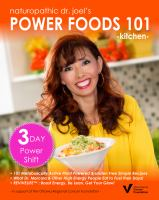 Naturopathic Dr. Joël's Power Foods 101