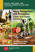 Injury Recognition and Prevention