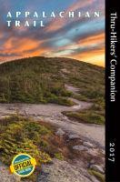 Appalachian Trail Thru-hikers' Companion