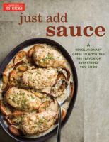Just Add Sauce