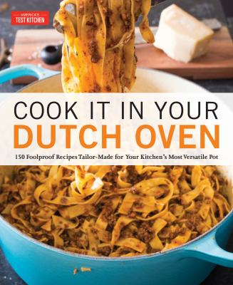 Cover image for Cook It in your Dutch Oven