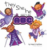 They, She, He, Easy as ABC