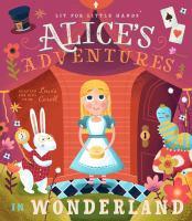 LIT FOR LITTLE HANDS: ALICE'S ADVENTURES IN WONDERLAND [board Book]