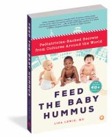Feed the Baby Hummus