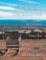 Arkansas Backstories