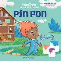 Pin Pon : bilingual nursery rhymes