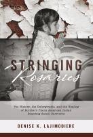 Stringing Rosaries