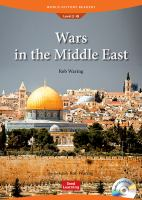 WARS IN THE MIDDLE EAST [BOOK + COMPACT DISC]