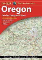Oregon Atlas & Gazetteer
