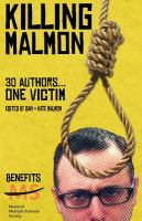 """My Side of the Matter"""" fromKilling Malmon"""
