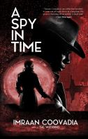 Cover of A spy in time