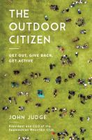 The Outdoor Citizen