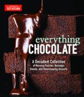 Everything Chocolate