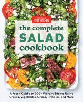 The Complete Salad Cookbook