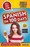 Spanish in 100 Days