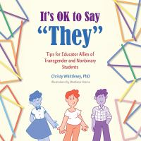 "It's Ok to Say ""they"""