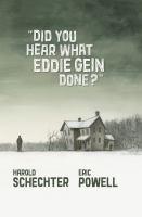 Did You Hear What Eddie Gein Done?