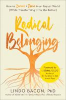 Radical Belonging