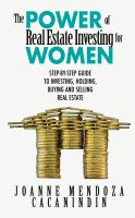 The Power of Real Estate Investing for Women