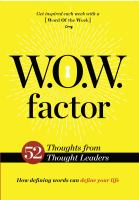 W.O.W. Factor