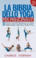 La bibbia dello yoga per principianti