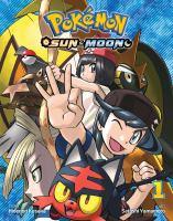 Pokemon: Sun and Moon, Volume 1