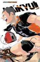 Haikyu!!, Vol. 30
