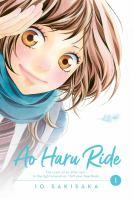 Ao Haru Ride, Volume 1