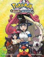 Pokémon, Sun & Moon