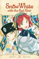 Cover of Snow White With the Red Hair