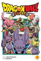 Dragon Ball Super. 7, Universe survival! Tournament of Power Begins!!