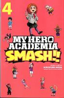 My Hero Academia Smash!!