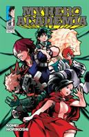 My hero academia. Volume 22, That which is inherited